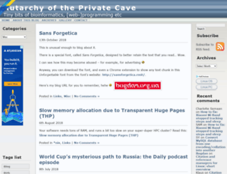 bogdan.org.ua screenshot