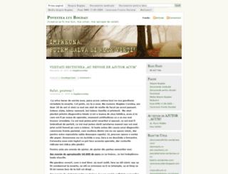 bogdancurelea.wordpress.com screenshot