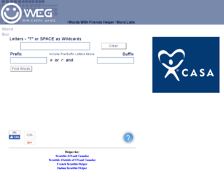 boggle.wineverygame.com screenshot