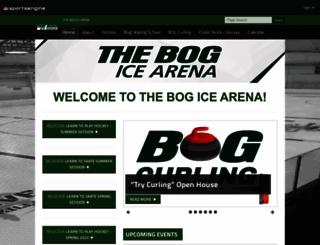 bogiceskating.com screenshot