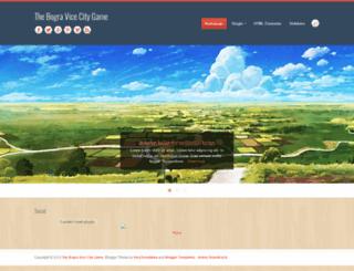 bogravicecity.blogspot.com screenshot