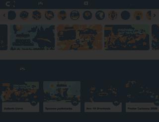 bohater-i-pomocnik.cartoonnetwork.pl screenshot
