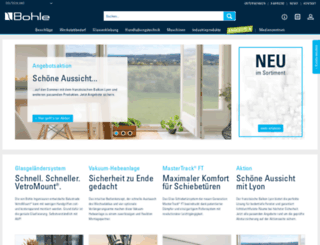 bohle.de screenshot