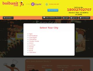 boibanit.com screenshot