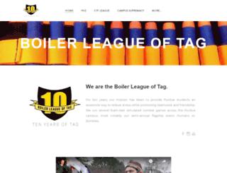 boilertag.org screenshot
