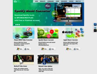 boilsoft.com screenshot