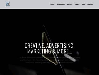 boiseadfed.org screenshot