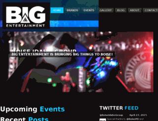 boiseidahogroup.com screenshot