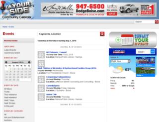 boiseinteractive.com screenshot