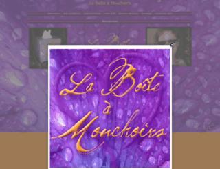 boiteamouchoir.e-monsite.com screenshot