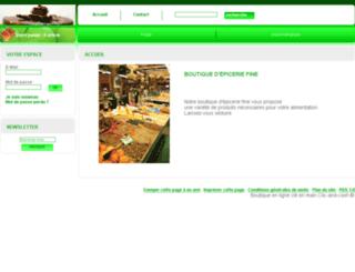 boiteepiceriefine.clic-and-cash.fr screenshot
