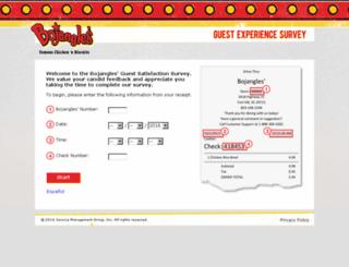 bojangleslistens.com screenshot