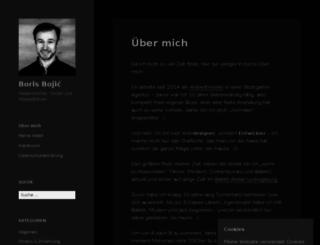 bojic.org screenshot