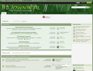 bojownik.pl screenshot