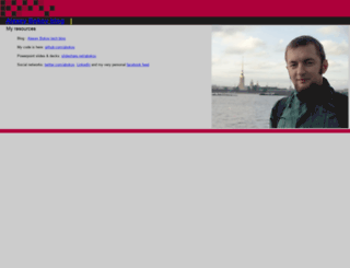 bokov.net screenshot