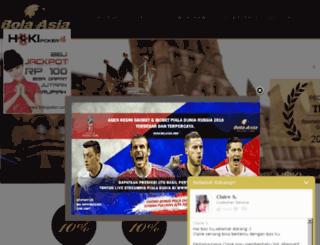bolaasia.com screenshot