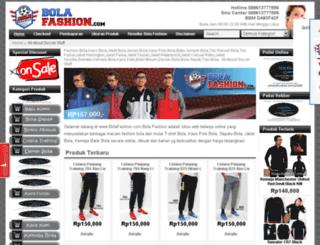 bolafashion.com screenshot