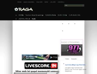 bolaraga.com screenshot