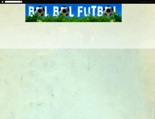 bolbolfutbol.blogspot.com screenshot