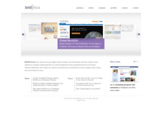 boldfocus.com screenshot