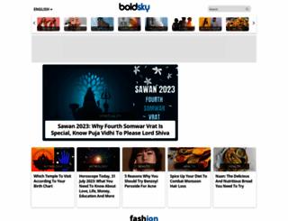 boldsky.com screenshot