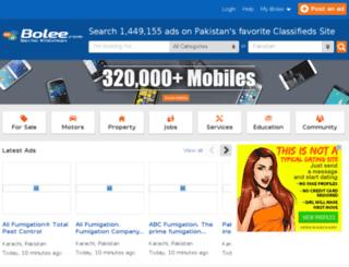 bolee.com screenshot