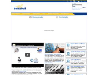 boletomail.com.br screenshot
