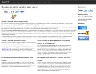 boletophp.com.br screenshot