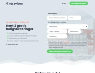 boligmaegleren.husavisen.dk screenshot