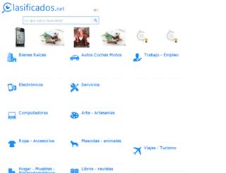 bolivia.clasificados.net screenshot