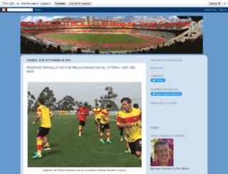 boliviafutbolclub.blogspot.com screenshot
