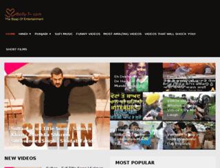 bolly-tv.com screenshot