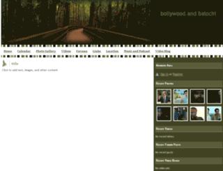 bollybalochi.webs.com screenshot
