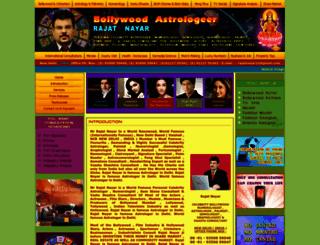 bollywood-astrologer.com screenshot