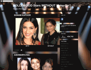 bollywood-makeup.blogspot.com screenshot