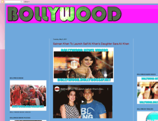 bollywood.hollygossip.net screenshot