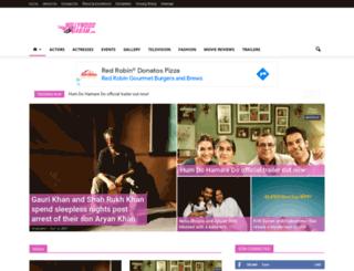 bollywoodgaram.com screenshot
