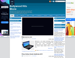 bollywoodhitsmovies.blogspot.com screenshot