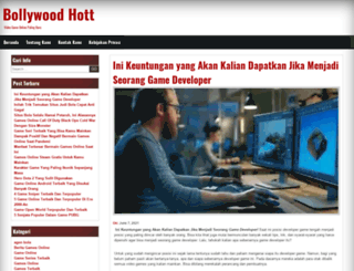 bollywoodhott.com screenshot