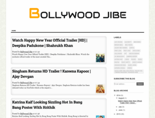 bollywoodjibe.blogspot.in screenshot