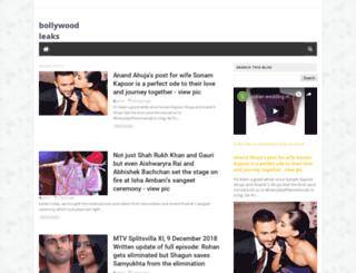 bollywoodleaks.webcam screenshot