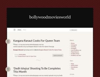 bollywoodmoviesworld.wordpress.com screenshot