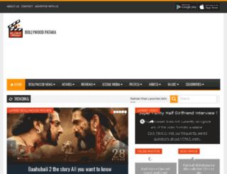 bollywoodpataka.com screenshot