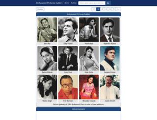 bollywoodpicturesgallery.com screenshot