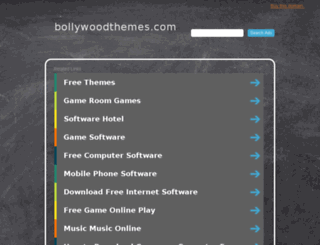 bollywoodthemes.com screenshot