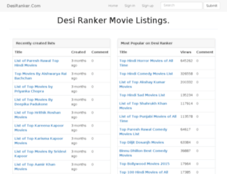 bollywoodtopmovies.com screenshot