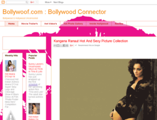 bollywoof.blogspot.in screenshot