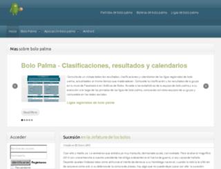 boloscantabria.com screenshot