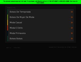 bolsosmoda.net screenshot