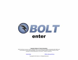 bolt.cd screenshot